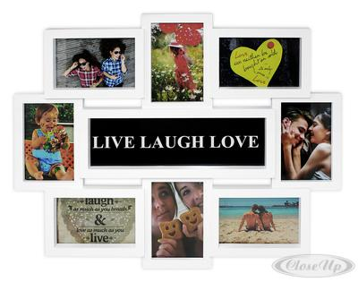 LIVE-LAUGH-LOVE Bilderrahmen