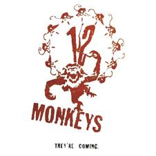 12 Monkeys Poster They're