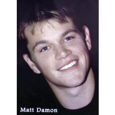 Matt Damon Poster