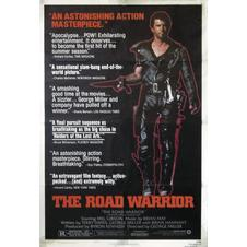 Mad Max II Poster The road