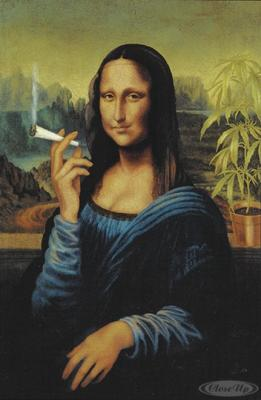 Mona Poster