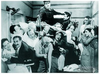 Marx Brothers Poster