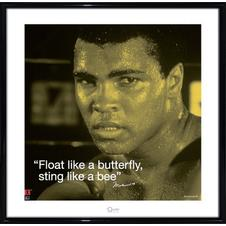 Muhammad Ali Sting Like a Bee