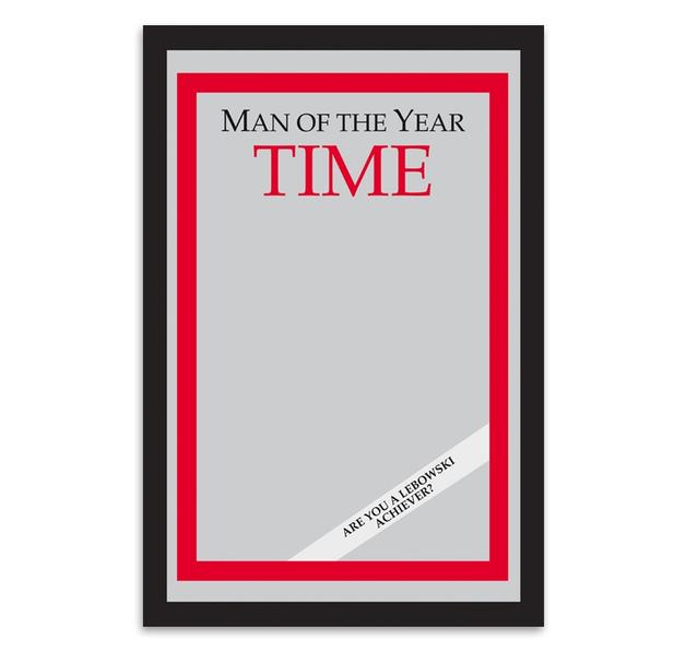 Man of the year time magazine spiegel aus the big lebowski for Time magazine person of the year cover template