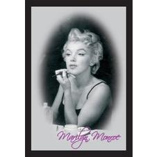 Marilyn Monroe Spiegel Make Up
