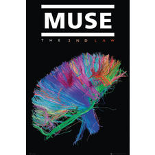 Muse Poster The Second Law