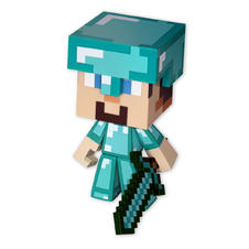 Minecraft Figur Diamond Steve