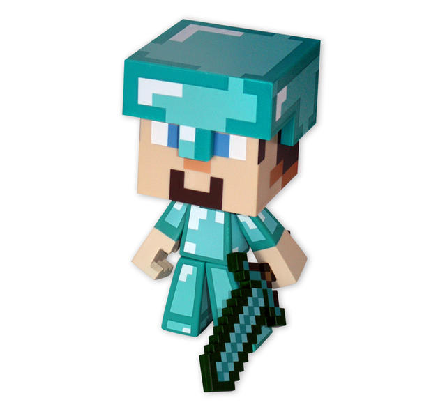 Minecraft Figure Diamond Steve