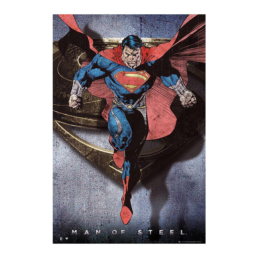 superman poster bei close up im fanshop g nstig kaufen. Black Bedroom Furniture Sets. Home Design Ideas