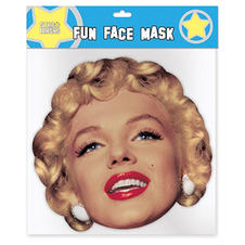 Marilyn Monroe Party-Mask