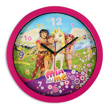 MIA and me Clock