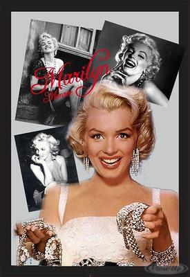 Marilyn Monroe Spiegel Diamonds are a girls best