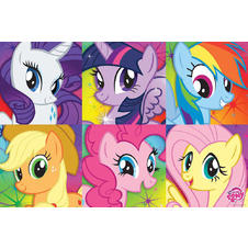 My Little Pony Poster Zoom