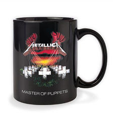 Metallica Tasse Master of