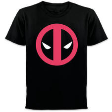 Marvel T-Shirt Deadpool Logo