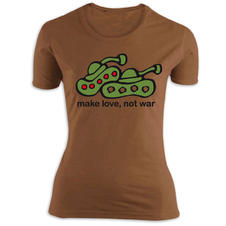 Make Love, not war
