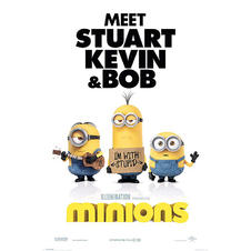 Minions Poster Teaser