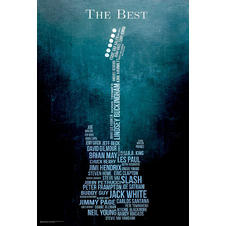 Musik Poster The Best