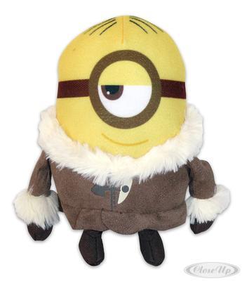 Minions Ice Village Plüschfigur Stuart 15cm   Kinderzimmer > Spielzeuge > Stofftiere