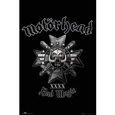 Motörhead Poster Bad Magic