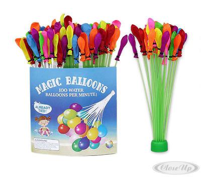Magic Balloons Wasserbomben- strauß, Wasserballons