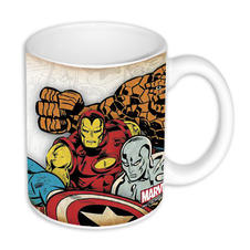 Marvel Comics Retro Tasse
