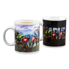 Marvel Thermoeffekt-Tasse