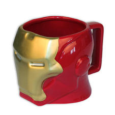 "Marvel Iron Man ""3-D Helmet"" Mug"