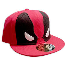 Marvel Deadpool Snapback Cap