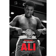 Muhammad The Greatest Poster - Ali
