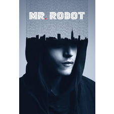 Mr. Robot Poster - Hacked