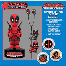 Marvel Limited Edition gift set -