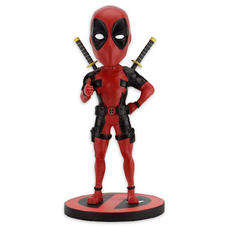 "Deadpool ""Head Knocher"" Figure"