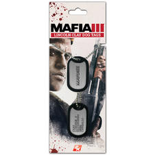 Mafia III Dog Tag