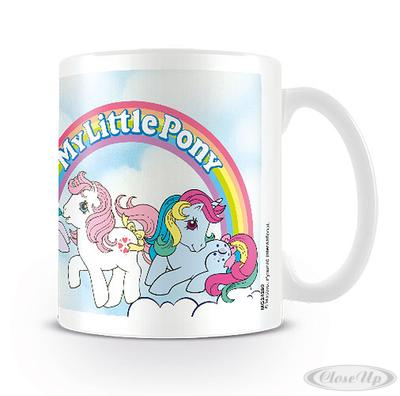 My Little Pony Tasse Retro I Want A Pony