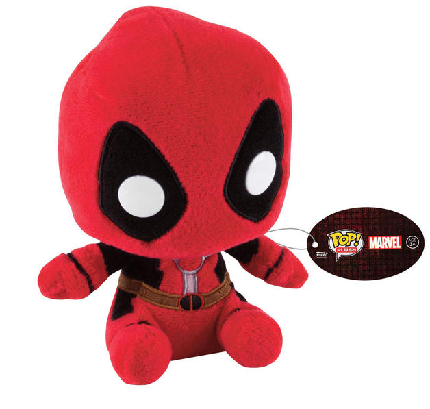 Marvel Pop! Plush Figure -