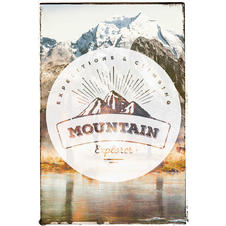 Mountain Explorer Poster