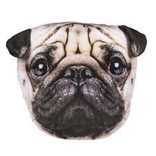 Decorative Pillow - Pug