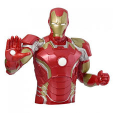 Marvel Iron Man Piggy Bank