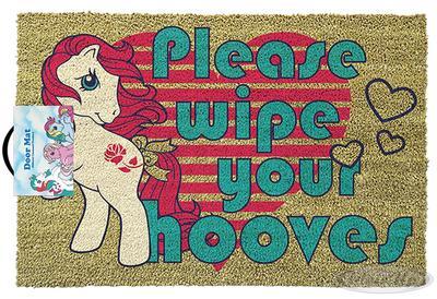 My Little Pony Fußmatte Please Wipe Your Hooves