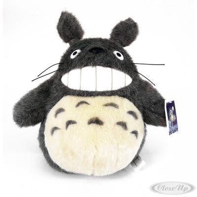 Mein Nachbar Totoro Plüschfigur Totoro smiling   Kinderzimmer > Spielzeuge > Stofftiere