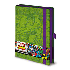 Marvel Hulk Retro Premium