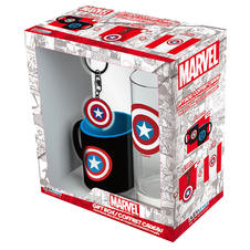 Marvel Geschenkbox Captain