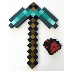 Minecraft Spitzhacke Diamond