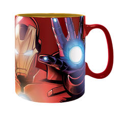 Marvel XL Tasse The Armored
