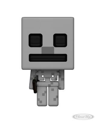 Minecraft Pop! Vinyl Figur 319 Skeleton