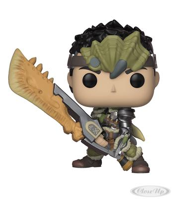 Monster Hunter Pop! Vinyl Figur 296 Hunter