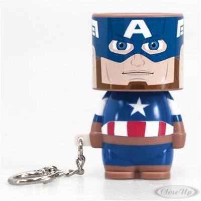 Marvel Clip On Schlüssel- anhänger Captain Amer...