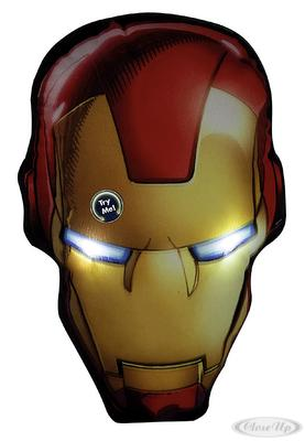 Marvel Iron Man Kissen mit LED