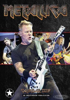Metallica Kalender 2019 Tributkalender